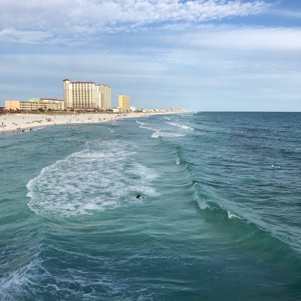 Pensacola Beach Boardwalk | Gulf of Mexico