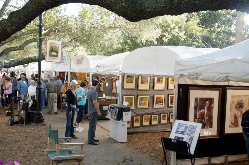 The Great Gulfcoast Arts Festival | Florida Festivals