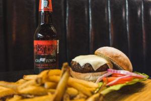 Celebrate National Hamburger Day at Chop in South Loop