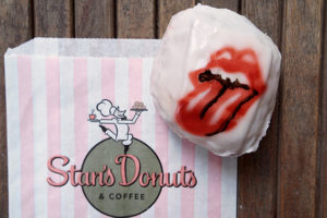 Stan's Donuts Selected as Pop Art Partner to Create Exhibitionism- The Rolling Stones Donut