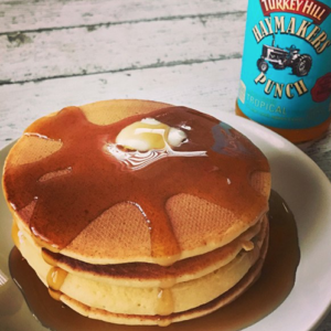 Check Out This Creative And Easy Recipe For Haymakers Sweet Tea Pancakes