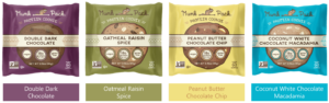 Forget Protein Bars! Try New Munk Pack Protein Cookies