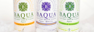 Ancient Grain Beverage Maker Baqua Chosen to Partner With Inventory Crowdfunding Agent Kickfurther