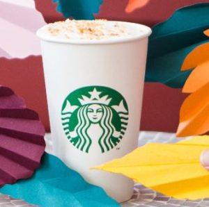 Starbucks Officially Welcomes the Arrival of Fall, Debuts New Maple Pecan Latte