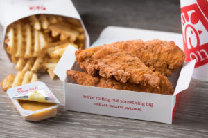 Chick-fil-A Heats Up the Menu with Test of Two New Spicy Entrees