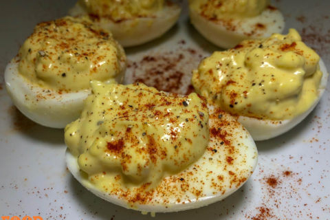 Matt's Menu: Instant Pot Deviled Eggs
