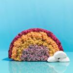 Supernatural Rainbow Rice Krispy