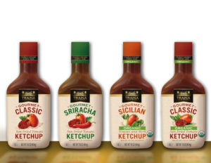 Traina Home Grown Launches Sun Dried Tomato Ketchup with 4 Flavors