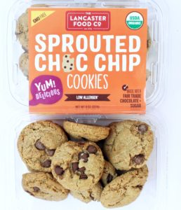 New Low Allergen Organic Vegan Cookies from Mission-Driven Lancaster Food Company