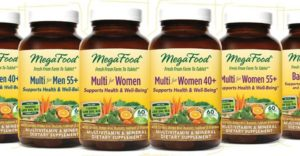 MegaFood ® To Launch Zero-Out-of-Stock Beta Program to Natural Retailers