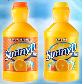 SunnyD Unveils Brand New Look And National Ad Campaign With Generation Z Appeal