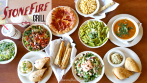 Stonefire Grill Welcomes Scott Thomas as EVP of Operations