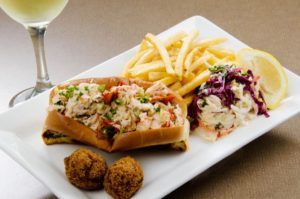 SEA BREEZE LOBSTA & CHOWDA HO– USE CELEBRATES LENT WITH FISH FRIDAY