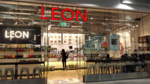 LEON BRINGS PLANT-BASED LOVE BURGER TO U.S.