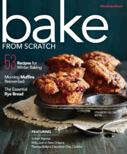 """Baker, author and magazine editor Brian Hart Hoffman releases third volume of """"Bake from Scratch: Artisan Recipes for the Home Baker"""" on March 15"""