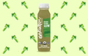 Evolution Fresh Debuts New Organic Celery Cold-Pressed Juice