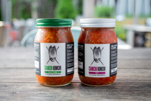 Honey Butter Camchi Kimchi Pop-up at Local Foods