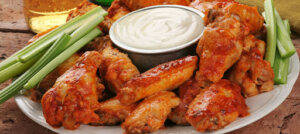 Win Free Wings for a Year at Wing Fest Las Vegas
