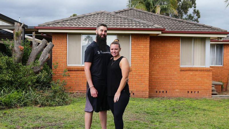 Graeme Holm clients use strict savings plan to buy investment homes