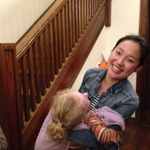 Emily & Ariela! (Palmer Lab Summer 2014 Party)