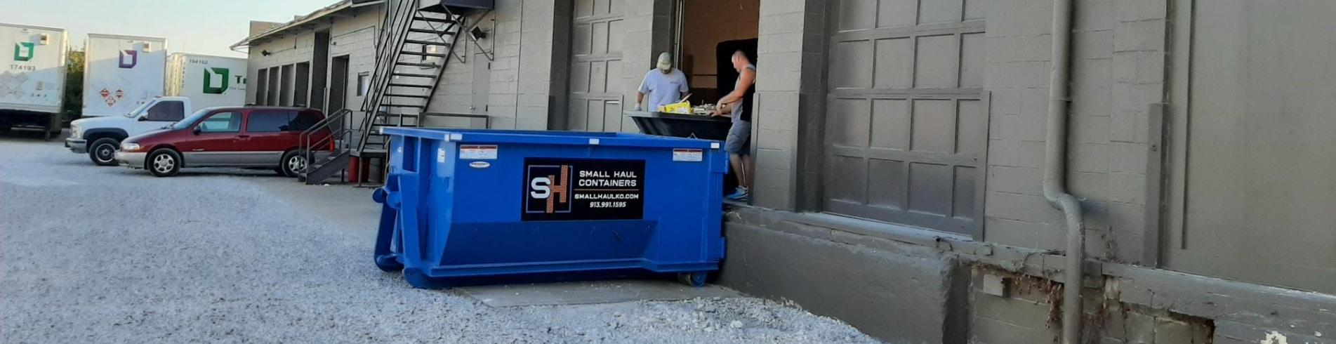 Commercial Dumpster Rental