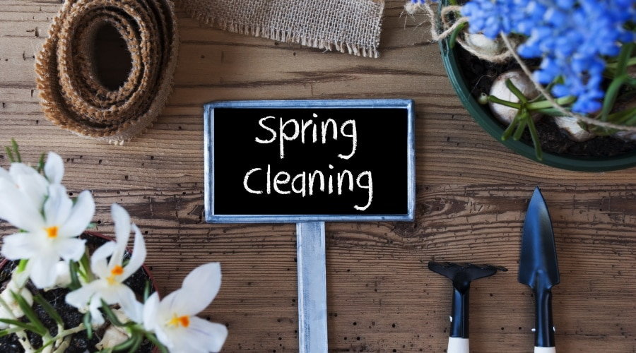 Get Prepared For Spring Cleaning with a Small Dumpster Rental