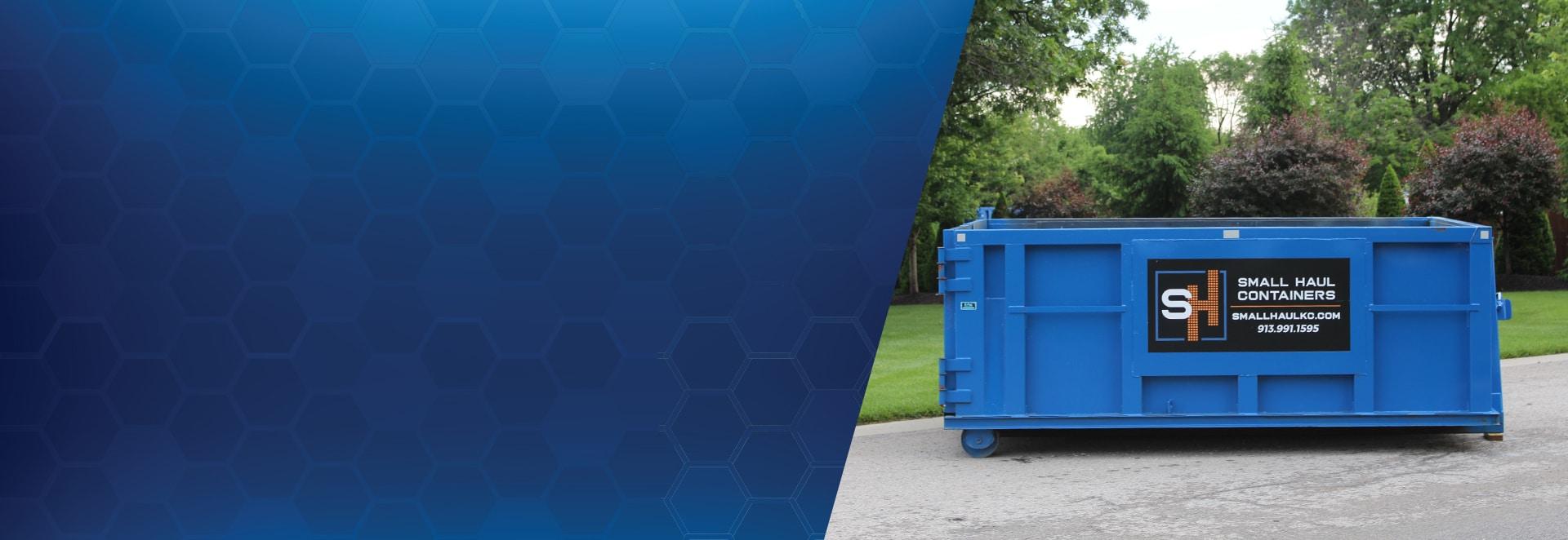 Kansas City Dumpster Rental