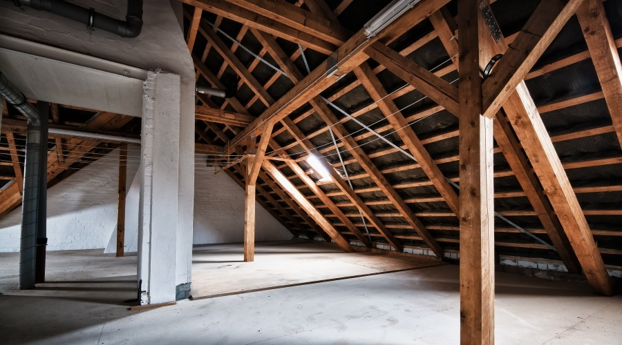 DIY Project Feature: How to Finish an Attic