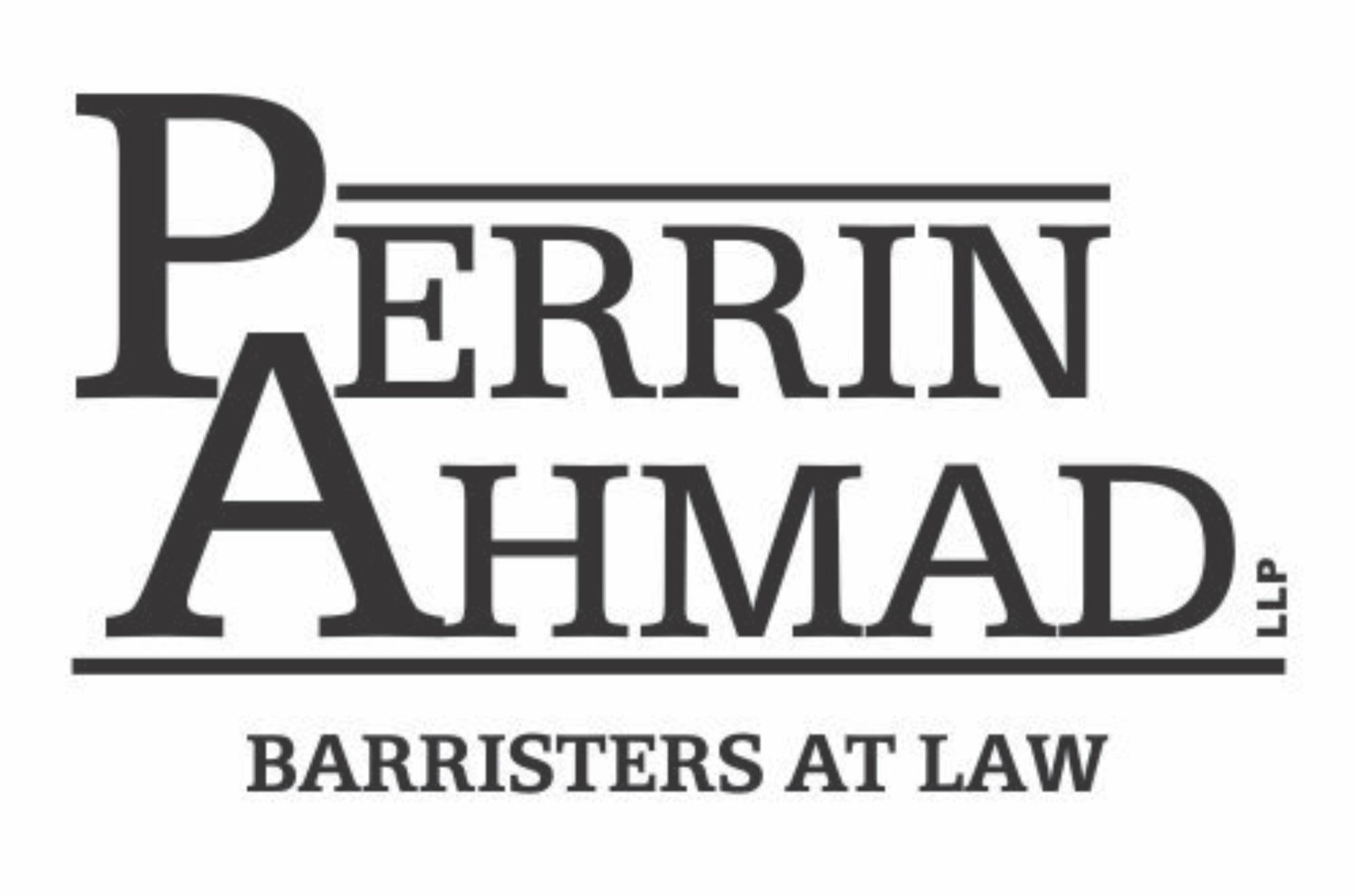 perrinahmad Logo Design, website design