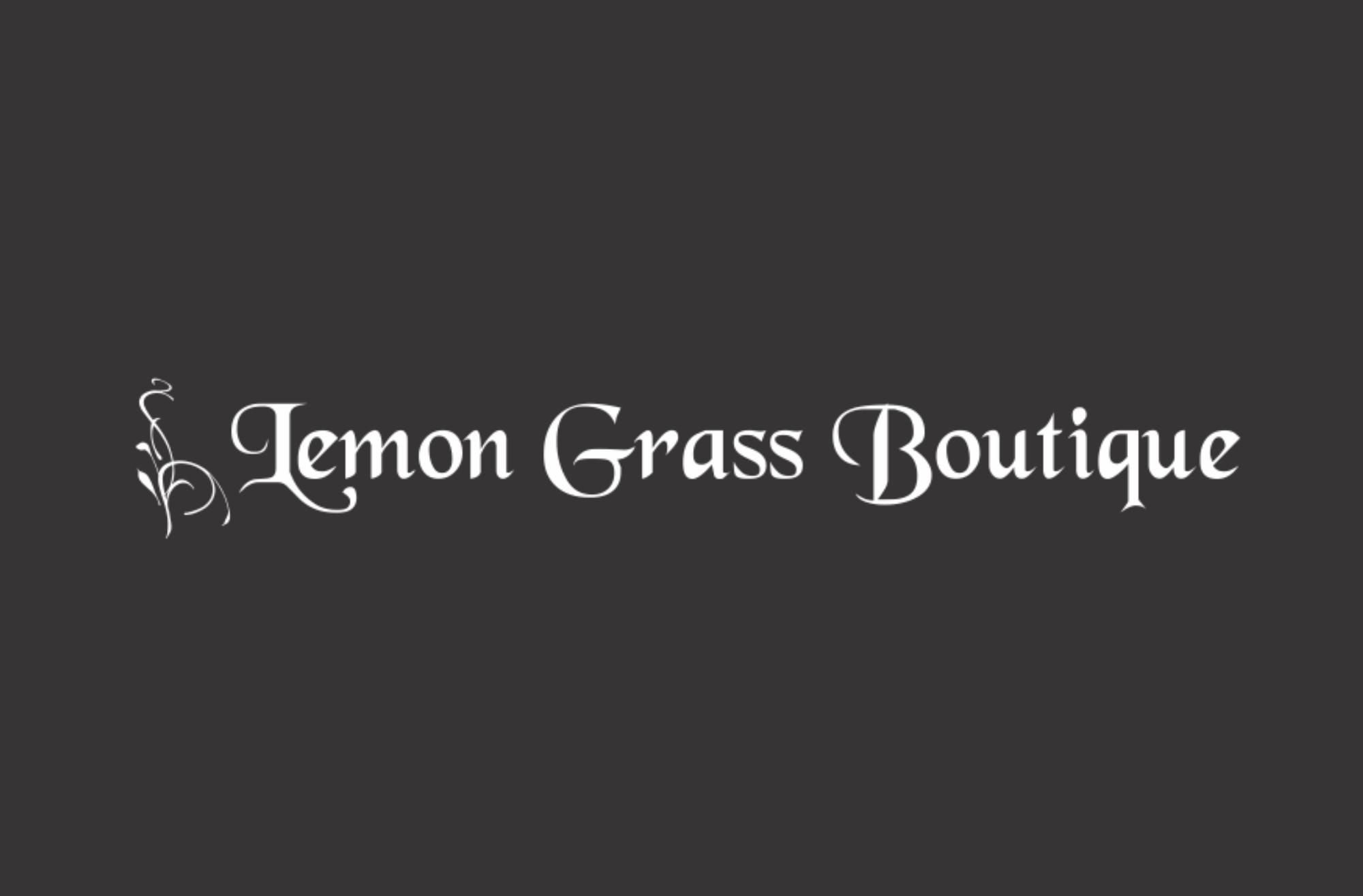 Lemongrass Boutique Logo Design, website design, Internet Marketing, eCommerce, CRM Lemongrass Boutique Logo Design, website design, Branding, Marketing, Website Maintenance and Hosting
