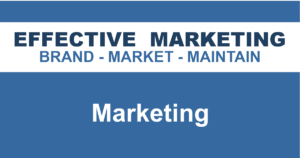 Marketing North Bay Ontario, EFFECTIVE MARKETING