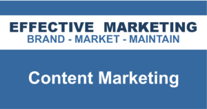 content marketing North Bay Ontario, EFFECTIVE MARKETING