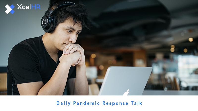 Daily Pandemic Response Talk