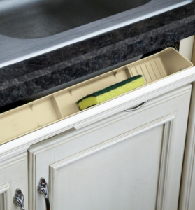 Sink Front Tip-Out Tray