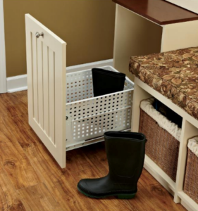 Pullout Utility Basket