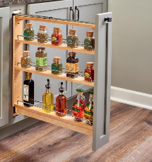 Base Organizer Pullout