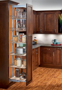 Soft-Close Pantry Pullout
