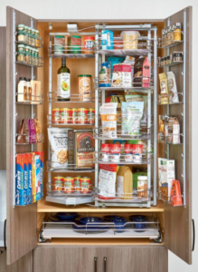 Chef's Roll-Out Pantry