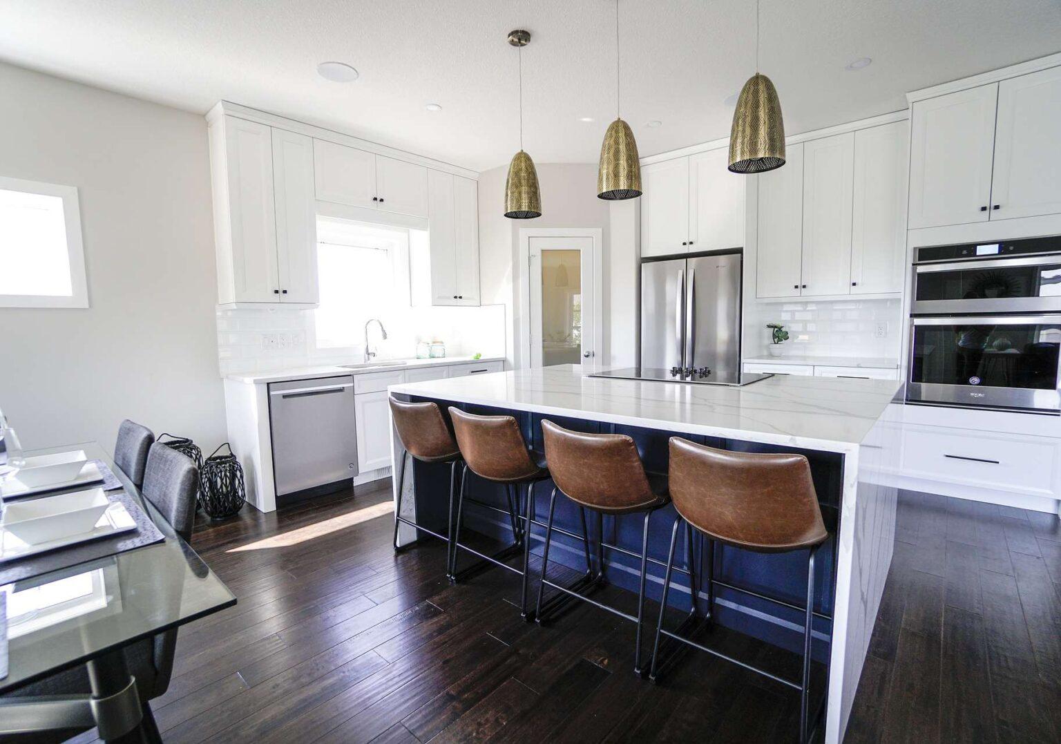 Standard Depth of Kitchen Cabinets