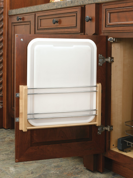 Door Mount Polymer Cutting Board