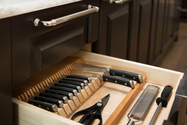 Knife Block Drawer Insert