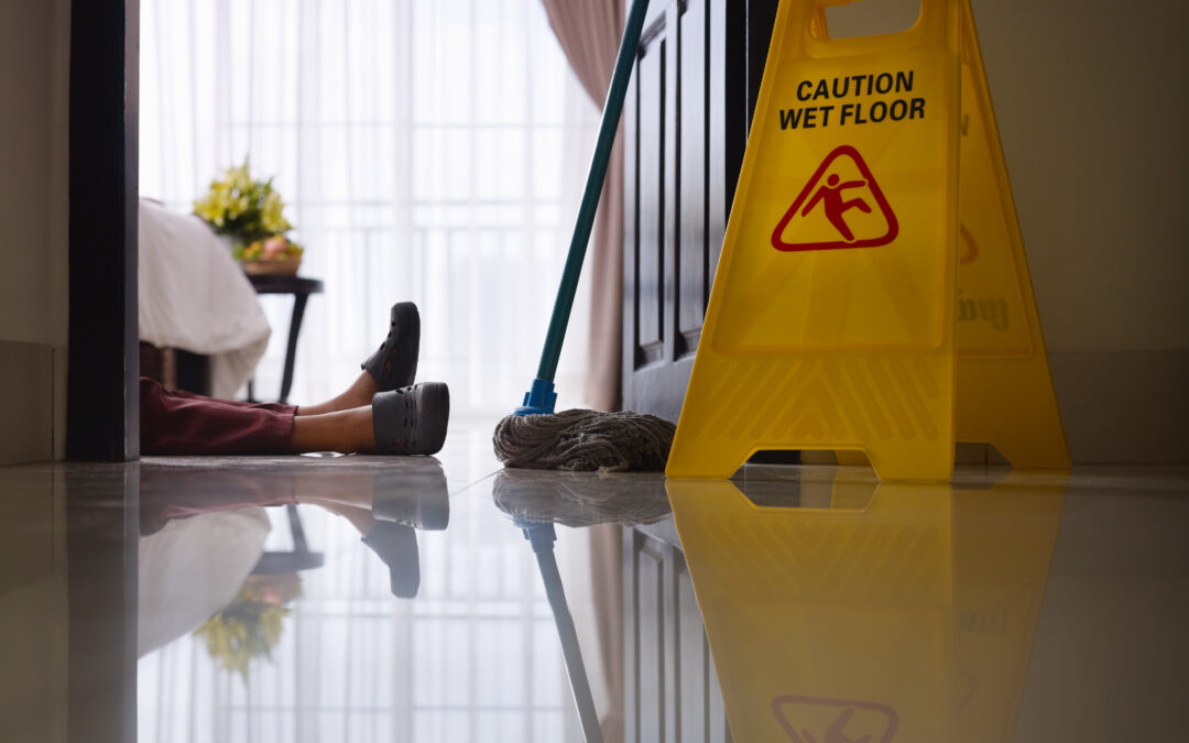 Crucial Evidence in Slip & Fall Cases