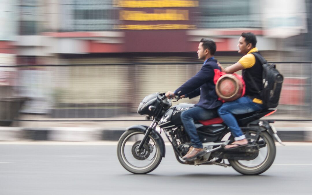 Motorcycle Passenger's Legal Rights