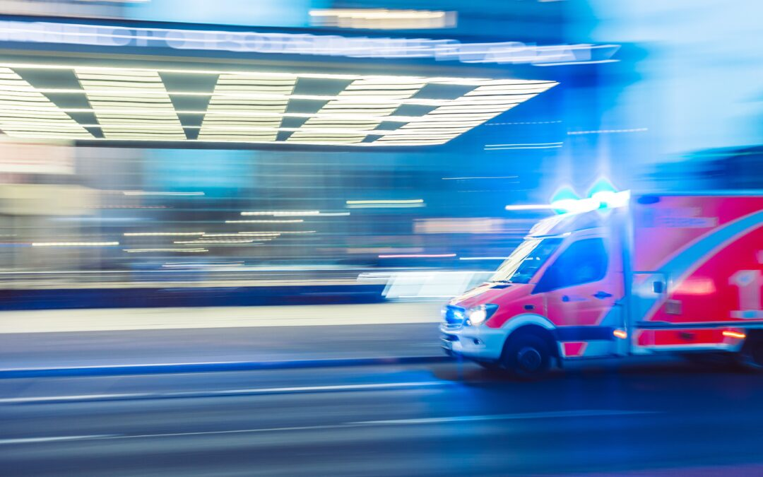 When to take an Ambulance Ride After a Car Accident