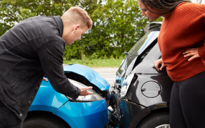 Tips in the Event of a Rear-End Collision