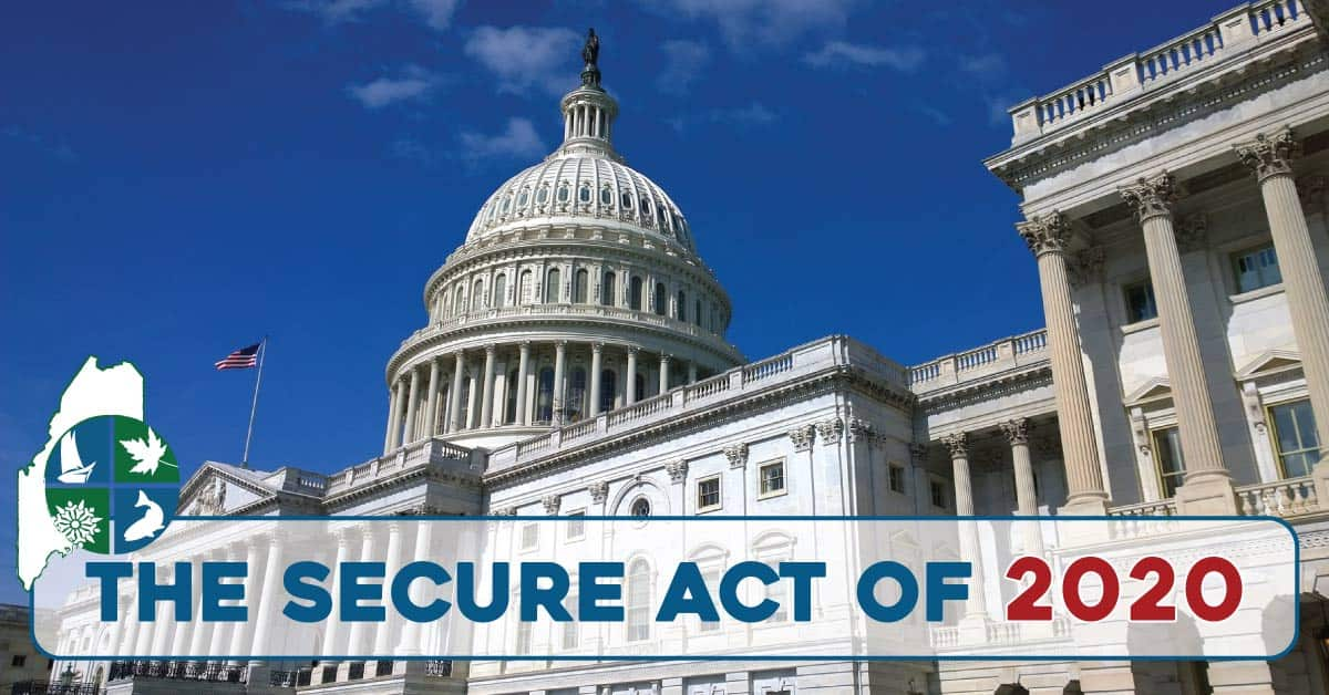the secure act 2020