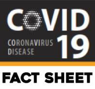 covid fact sheet