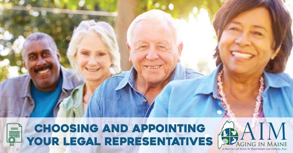 legal representatives