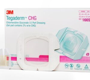 Tegaderm Chg Securement Dressing