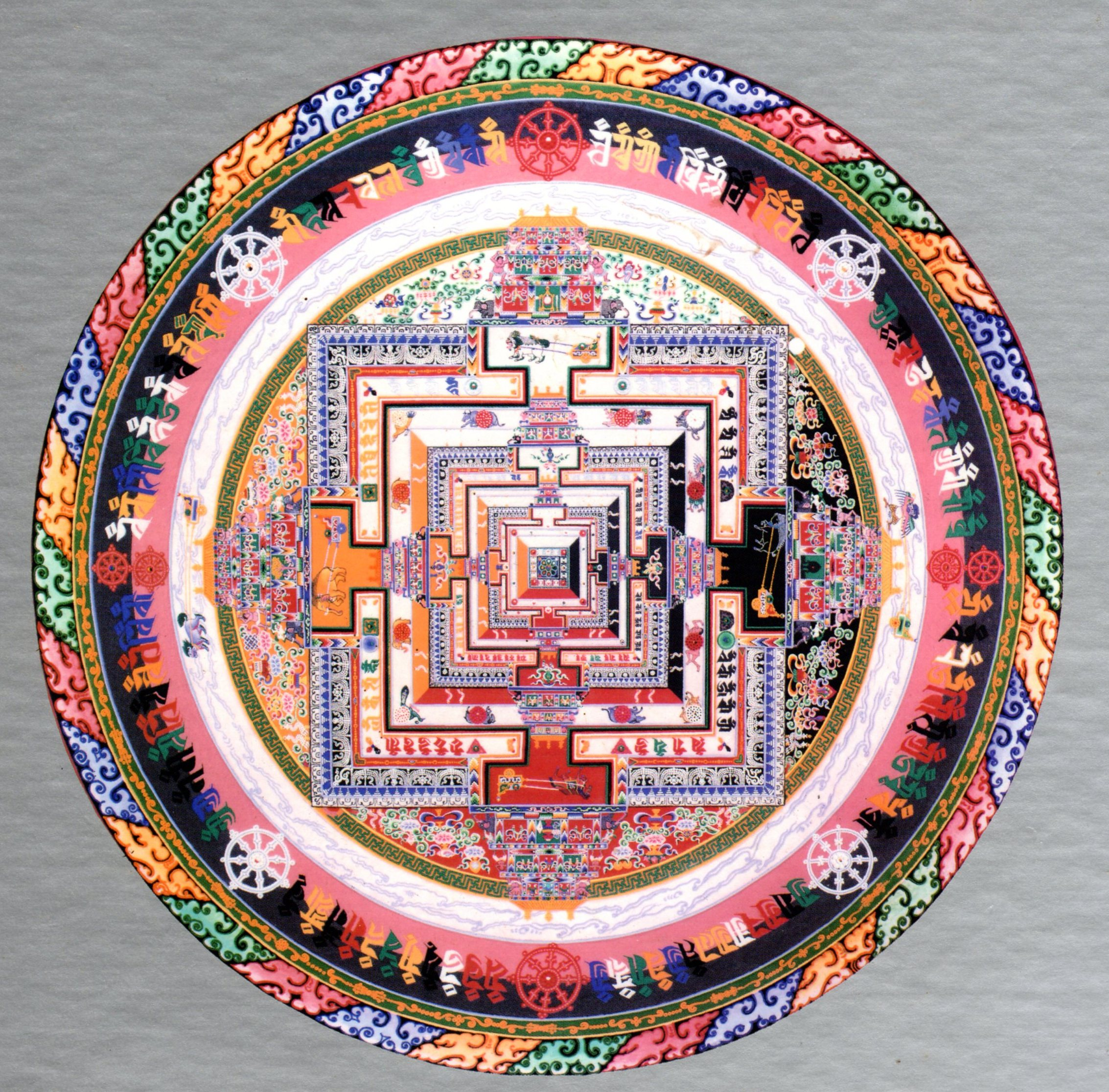 The Medicine Wheel Of Time And Karma Choki